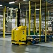 AGV - Automated Guided Vehicles hos Schur