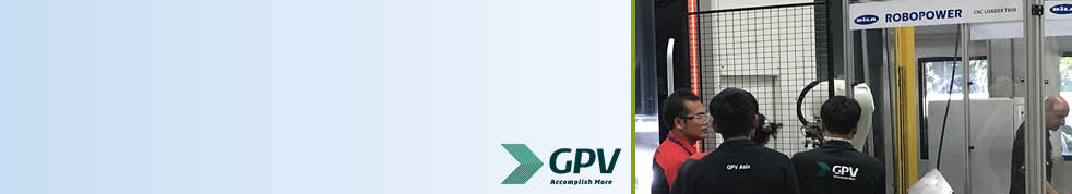 GPV International - BILA RoboPower